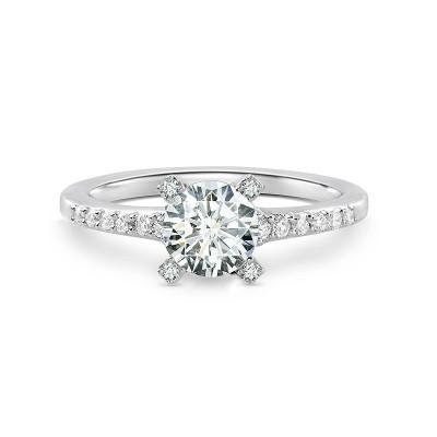 Cornerstones™ Pavé Gyűrű