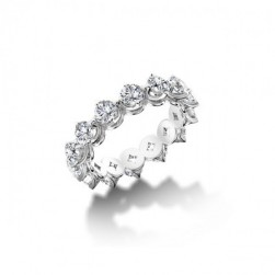 Forevermark Setting™ Eternity Ring