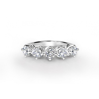 Forevermark Setting™ Solitaire Ring (0,18-0,21)