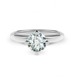 Forevermark Setting™ Solitaire Ring