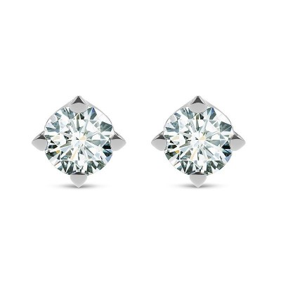 Forevermark Setting™ Solitaire Stud Earrings
