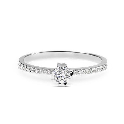 Forevermark Solitaire Ring (26477)