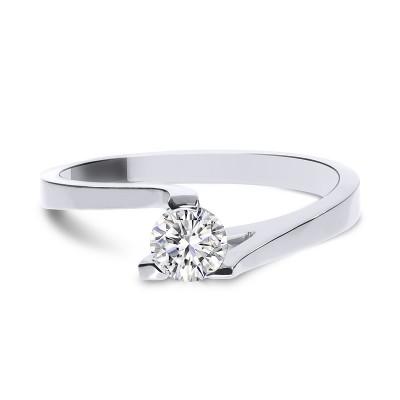 Forevermark Szoliter Gyűrű (26540)