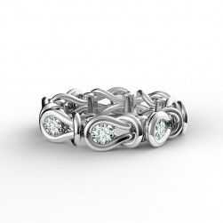 Encordia™ Eternity Ring