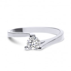 Forevermark Solitaire Ring (26540)