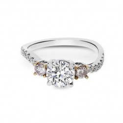 Forevermark Solitaire Ring (25906)