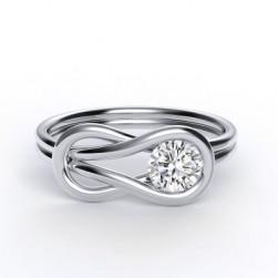 Encordia™ Solitaire Ring