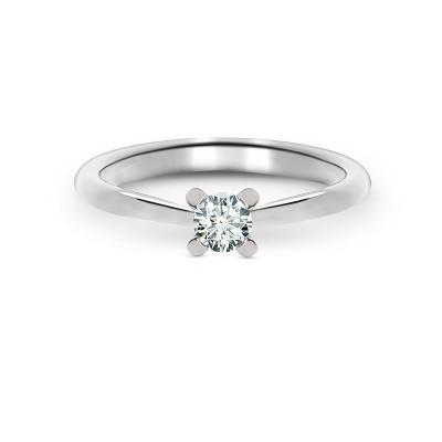 Forevermark Solitaire Ring (26639)