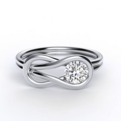 Encordia™ Solitaire Ring
