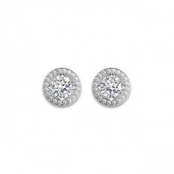 Forevermark Setting™Circlet Stud Earrings