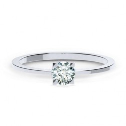 Forevermark Solitaire Ring (26257)